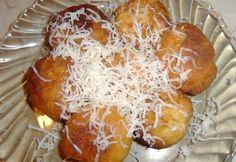 Burgonyás golyó Hungarian Food, Hungarian Recipes, Ketchup, Bread, Hungarian Cuisine, Brot, Baking, Breads, Buns