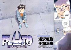 Astro Boy Manga Pluto