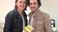 Ylvis won their first award Ylvis, Comedy Duos, Band Photos, Two Brothers, Hot Actors, Mixtape, Comedians, Childrens Books, Music Videos