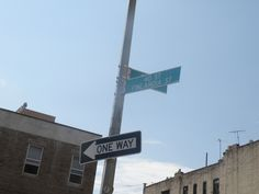 """""""Finlandia Street"""" aka 40th Street, Brooklyn, NY"""