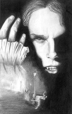 Interview with a Vampire by MedusasDeath.deviantart.com on @deviantART