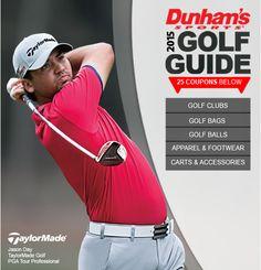 Dunham's Sports Digital Golf Guide 4/1/15- 4/11/15
