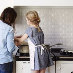 I can't wait when my kids are wanna help me cook dinner