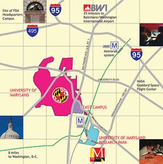 University Of Maryland College Park | Location - M Square Research Park | University of Maryland