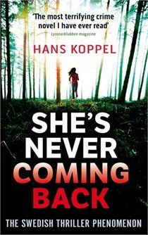 Swedish crime novels are all the rage, and this one doesn't disappoint. It's was a great quick read.