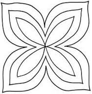 Image result for printable quilting motifs