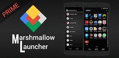 Marshmallow Launcher PRIME v101 build 6  Domingo 4 de Octubre 2015.By : Yomar Gonzalez ( Androidfast )  Marshmallow Launcher PRIME v101 build 6 Requisitos: 4.0 y arriba Información general: Melcocha Launcher UNA APELACIÓN ---------------------- SI TIENE UN PROBLEMA O ERROR POR FAVOR NO valore la aplicación en 1  O 2  NO NOS AYUDE EN TODO LUGAR TI desmotivar con nosotros para más DÍAS pasar DEVOLOPMENT.WE TRAS DÍAS CODIFICACIÓN .y FALLOS QUE SON PARTE DE devolopment SOFTWARE INCLUSO gigantes…