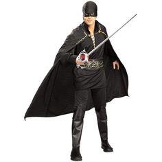 Zorro Adult Std