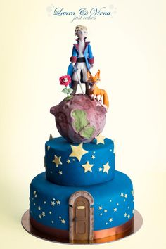 The Little Prince - Cake by Laura e Virna just cakes