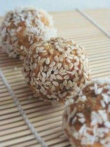 Paleo Carrot Cake Bites and 20 Paleo Dessert Recipes - MyNaturalFamily.com #paleo #dessert #recipes