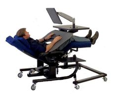 You need to work at a computer but can't because the pain is too much to take. ErgoQuest's line of zero gravity chairs and zero gravity workstations let you work without the pain. Don't let pain destroy your career. Ergonomic Computer Chair, Ergonomic Chair, Office Chairs Canada, Chair Design, Furniture Design, Design Design, Office Workstations, Smart Furniture, Modern Furniture
