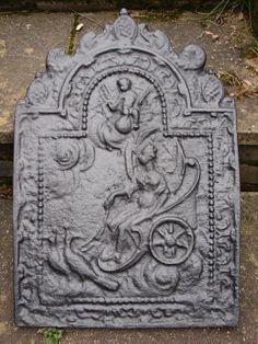 Fireback, Venus and peacock chariot