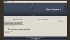 Custom theme for albertleague.com Not for reuse