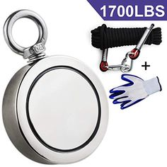 Magnet fishing is not just a task where people catch fish with magnets. It is almost like treasure hunting underwater. Pulling up ferromagnetic objects from Best Fishing, Fishing Tips, Magnet Fishing, Treasure Hunting, Cash Register, Rare Earth Magnets, Metal Detecting, Fat Man, Neodymium Magnets