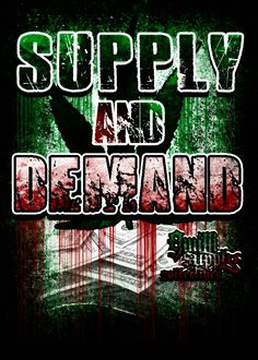 Artist: Paulo Tria aka Flick Picasso Title: Supply & Demand Work done for 9 Milli Supply Collective