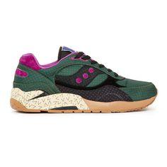 Saucony X Bodega G9 Shadow 6 Polka Dot 70154-1 Sneakers — Sneakers at CrookedTongues.com