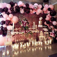 e7baf6f3c 51 mejores imágenes de Ultimas tendencias en decoracion de fiestas ...