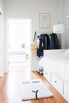 Check on www.prettyhome.org - how to organize unde