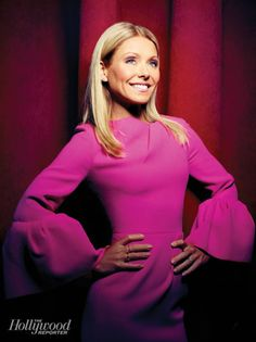 THR's 35 Most Powerful People in Media 2013: Kelly Ripa