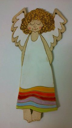 Angel Clay Projects, Clay Crafts, Ceramic Pottery, Ceramic Art, Clay Angel, Pottery Angels, Kids Clay, Ceramic Angels, Angel Crafts