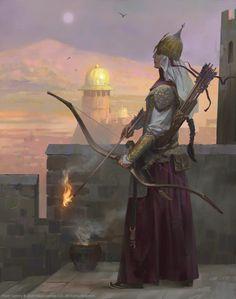 Fantasy Concept Art, Fantasy Armor, Fantasy Character Design, Character Aesthetic, Character Design Inspiration, Dark Fantasy, Character Art, Archer Characters, Fantasy Characters