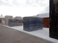 Unprocessed stone