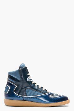 687e52c1708 Maison Margiela for Men SS18 Collection. Retro SneakersClassic ...