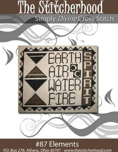 Elements Cross Stitch