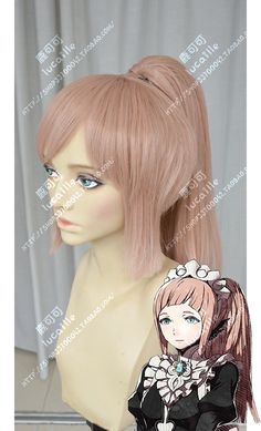 ☀+☀+☀  ✩Bangs+to+nose+tip.+ ✩Heat+resistant+wig+up+to+200C.+ ✩23CM+adjustable+wig+cap.+ ✩Base+wig+is+30cm.+ ✩Includes+ponytail+40+cm  ♥**+Shipping+will+take+3-9+weeks+standard,+and+2-4+weeks+EMS.+If+you+wish+for+EMS+shipping,+please+add+it+in+your+cart+along+with+your+items+to+order.+Plea...