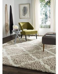 Safavieh Daley 8' x 10' Power-Loomed Shag Area Rug