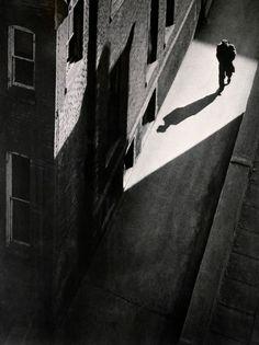 """""""Um que Passa"""" (""""A Passing"""") - 1953 - photographer José Oiticica Filho."""