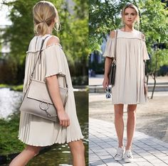 Duke Dumont - Need U Jauz X M Remix) maffashion « Street Style « Look Book Duke, Cold Shoulder Dress, White Dress, Street Style, Style Inspiration, Outfits, Casual, Fashion Trends, Shirts