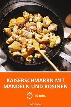 Kaiserschmarrn mit Mandeln und Rosinen - smarter - Zeit: 45 Min. | eatsmarter.de