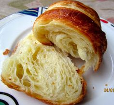 Brot & Meer: BUTTER-CROISSANTS - WIE IM HIMMEL