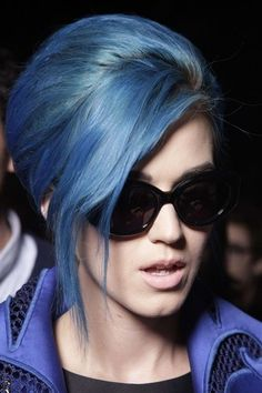 Katy Perry hair, being asian, i had to bleached my hair before getting this gorgeous colour.