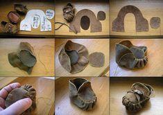 Como Hacer Zapatos, Mocasines Paso a Paso
