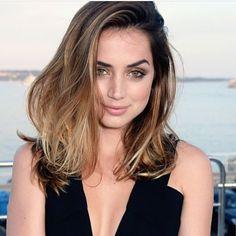 How I Got Ana de Armas Hair Color | InStyle.com