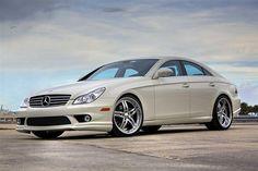 Mercedes Benz CLS on VVS078 Wheels