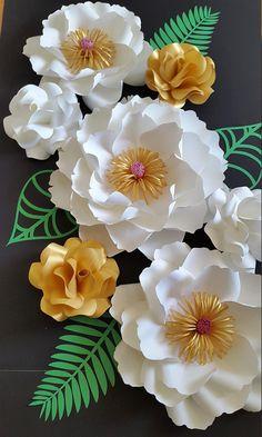 Telón de fondo de flores decoración del partido de despedida