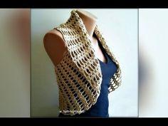 8 Besten Bolerojacke Bilder Auf Pinterest Crochet Cardigan