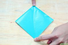 How to Make an Origami Sailboat. Interested in adding a sailboat decoration to your desk, or perhaps creating a gift tag? This article sets out how to make an origami sailboat which you can use in many different ways. Sailboat Decor, Wooden Sailboat, Origami Sailboat, Used Sailboats, Buy A Boat, Origami Art, How To Better Yourself, Gift Tags, How To Make