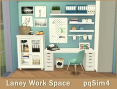 PQSims4: Lanei Work Space