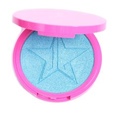 Skin Frost Deep Freeze highlighting powder is extremely pigmented, so get ready to glow like a lighthouse! (Beauty tip: This product can be used on the face, eyes & body! Apply with a brush of your ch
