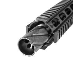 Extreme Duty Low Concussion Rifle Muzzle Brake
