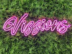 Create your own custom pink neon sign by clicking the link. Photo by @lilmissvizz Custom Neon Signs, Led Neon Signs, Pink Neon Sign, Your Design, Create Your Own, Link