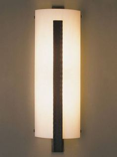 Shop Hubbardton Forge  206730 Forged Vertical Bar Large Wall Sconce at ATG Stores. Browse our wall sconces, all with free shipping and best price guaranteed.