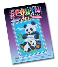 KSG Arts and Crafts Sequin Art and Beads 0829 Panda Pictu... https://www.amazon.co.uk/dp/B0032GHU1Q/ref=cm_sw_r_pi_dp_x_NopcybVQJRCE3
