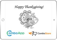 Wishing all the best! #thanksgiving #holiday  #agency #turkey #marketing #mobileapp comboapp.com