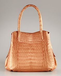 Multi Compartment Tote by Nancy Gonzalez at Neiman Marcus.
