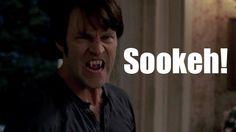 "The way Bill says ""Sookie"""